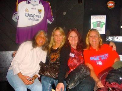 Kim Cespedes, Laura Thornhill, Ellen Berryman & Robin Logan