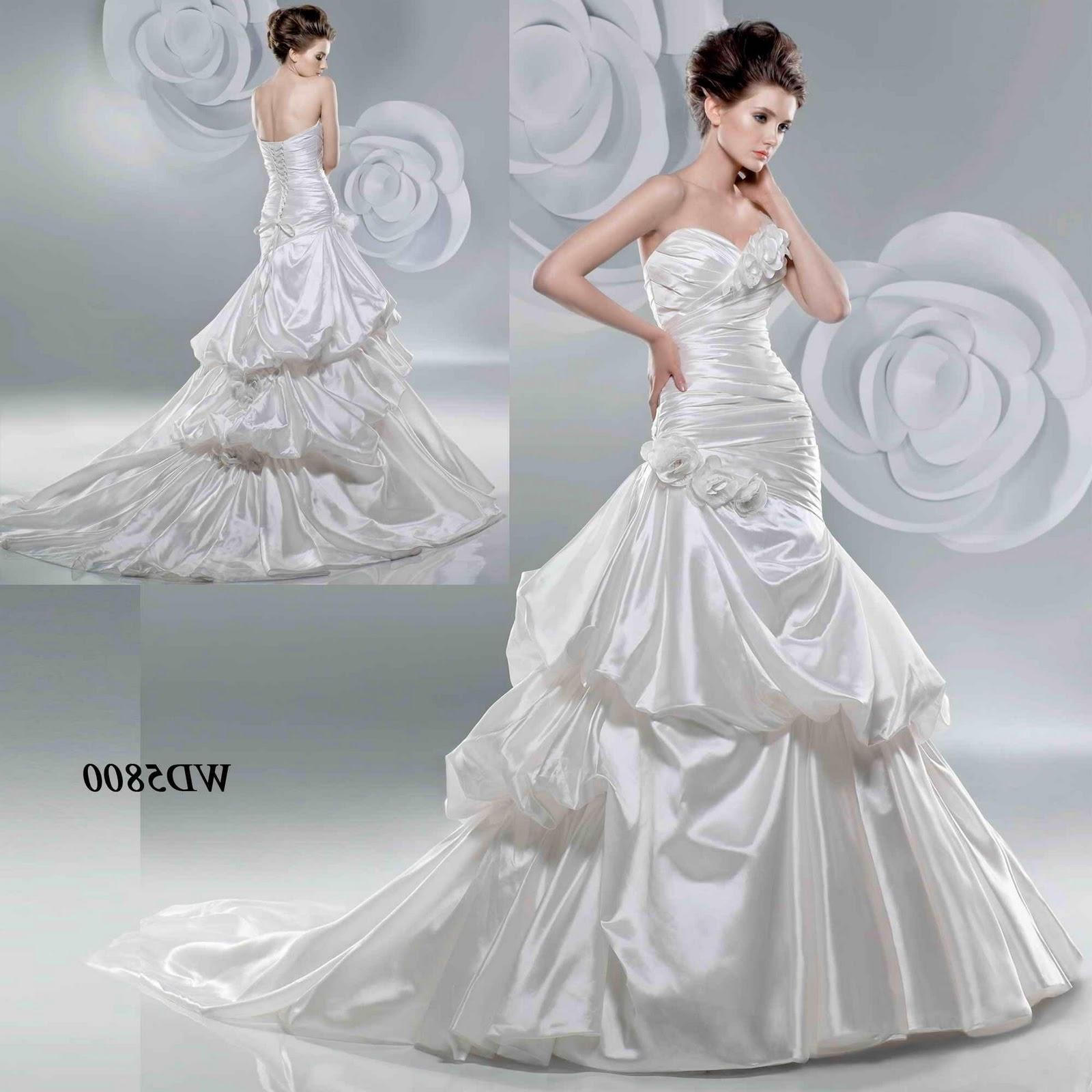 Wedding Dress Gown  WD5800