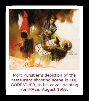 Men 39 s adventure magazines earl norem and mort kunstler for Auguste escoffier ma cuisine book
