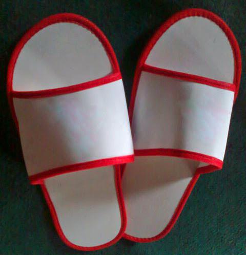 sandal hotel murah
