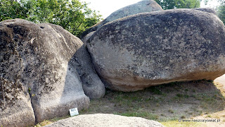 Święte kamienie