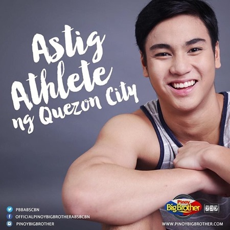 Kenzo - Astig Athlete ng Quezon City