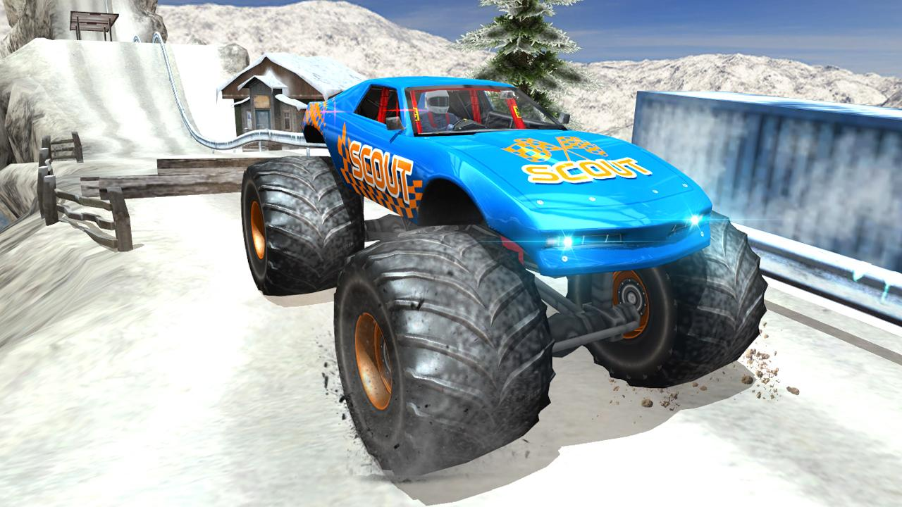 4X4 OffRoad Racer - Racing Games Screenshot 13