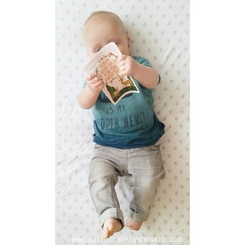 baby update 8 month