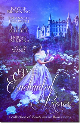 Five Enchanted Roses Cover