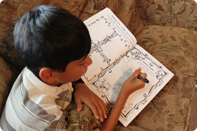 The Thinking Tree Eclectiv Homeschooling Journal