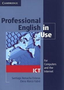 Cambridge: Professional English in Use - ICT