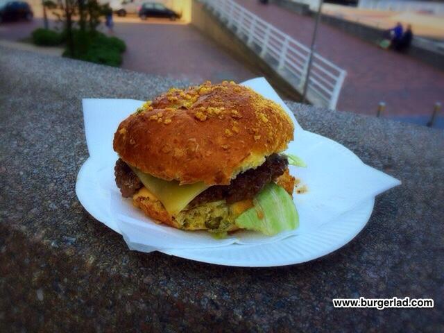 Barnhouse Bistro Steak Burger