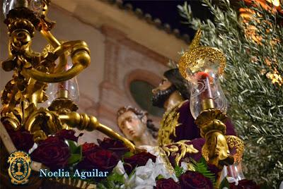 Jesús Orando en el Huerto - Noelia Aguilar