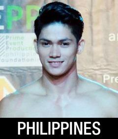 Reniel Villareal Mr Philippines 2015