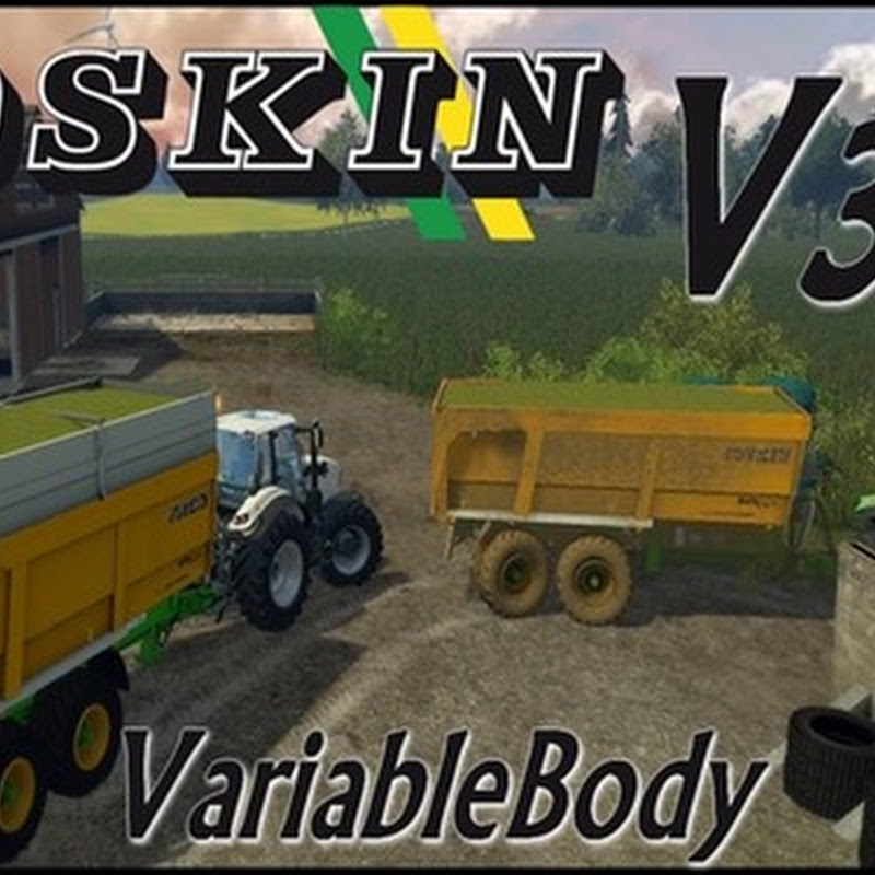 Farming simulator 2015 - Joskin Trans Space 7000 23 v 3.0