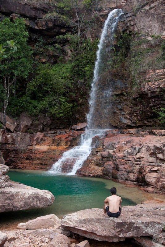 Cachoeira do Urucà, Uiramutà - Roraima, foto: Steven Nicodem