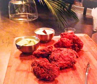 The Addisons Toronto: food dudes fried chicken