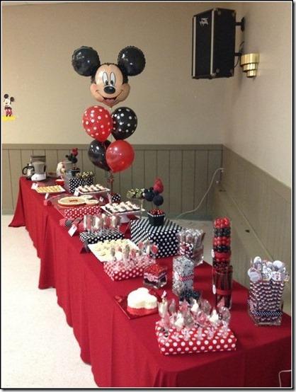 fiesta cumpleaños minnie decoracion (24)