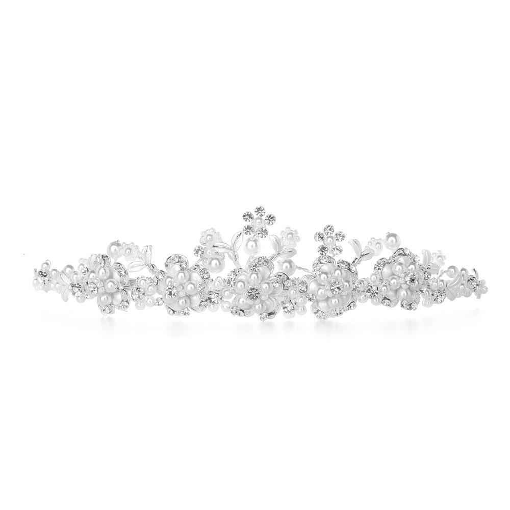 Our stunning wedding tiara