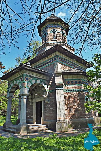mausoleu alecsandri mircesti
