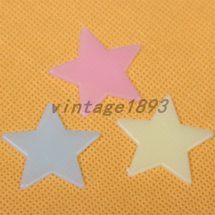 hot removable stars wall sticker pvc decals for nursery mobile removable wall stickers for baby rooms