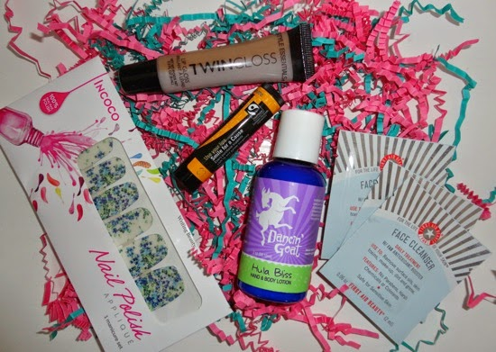 April Beauty Box Five 1