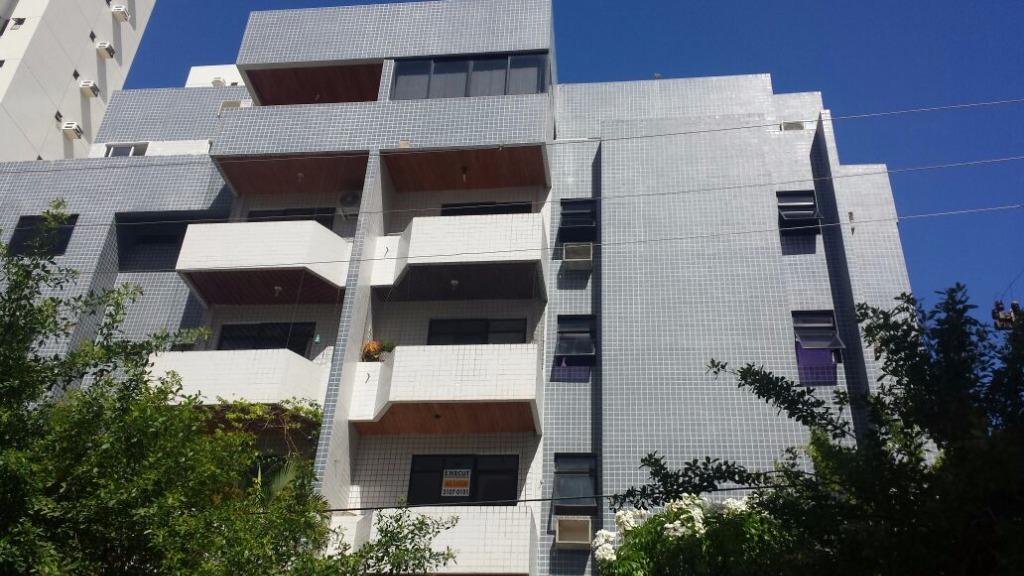 Apartamento residencial à venda, Bessa, João Pessoa - AP5500.
