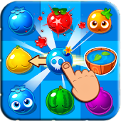 Fruit Bump Match 3 APK Descargar
