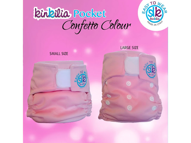 Pocket Easy to Wear Kinkilia Rosa