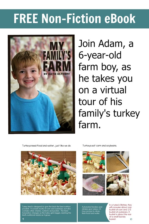 turkey farm book