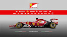 Ferrari F14 T leftside view