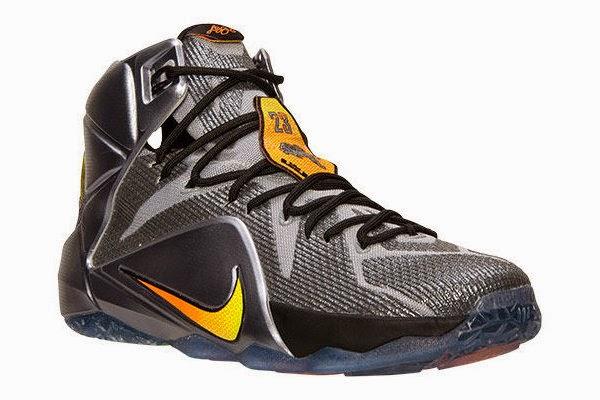 a683ba0eb84 Upcoming Nike LeBron 12 8220Flight8221 8211 Catalog Images ...