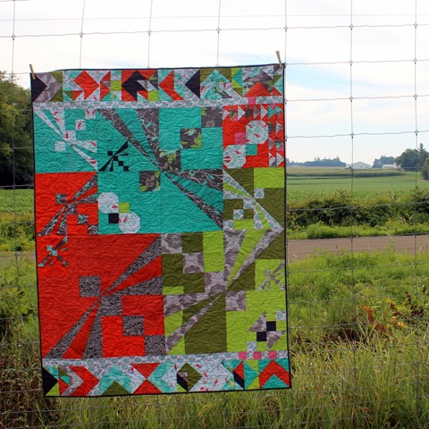 Flight School Quilt