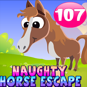 Naughty Horse Escape Game 107