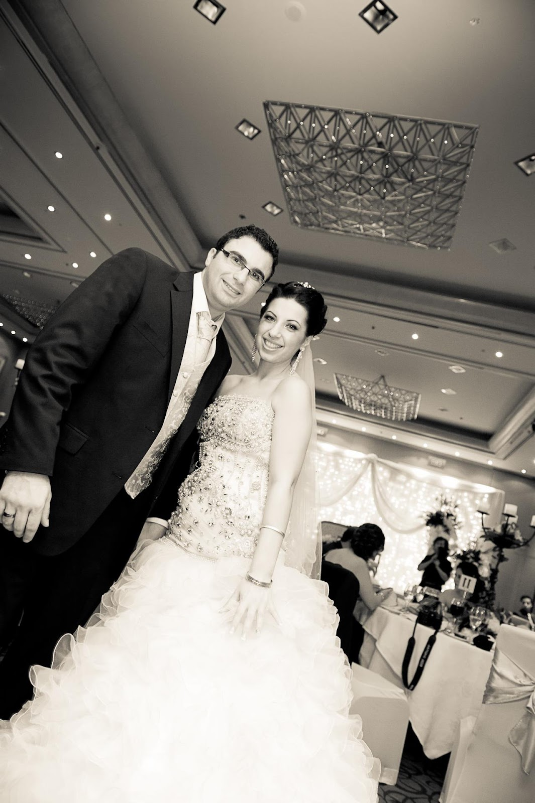 Mazen and Hiba wedding