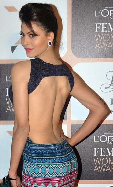 hottest desi backless