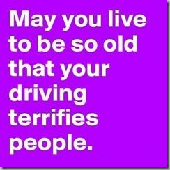driving terrifies