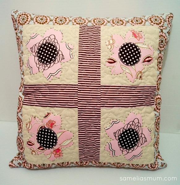 Sakura Pillow