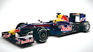Red Bull RB5 left front