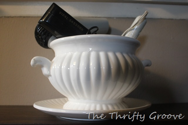 Use things you love in different ways. @ Thethrifygroove.com