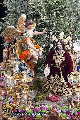 Jesús Orando en el Huerto - Jacinto Muñoz