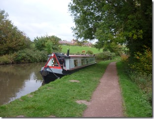 9 phew moored at stoke pound