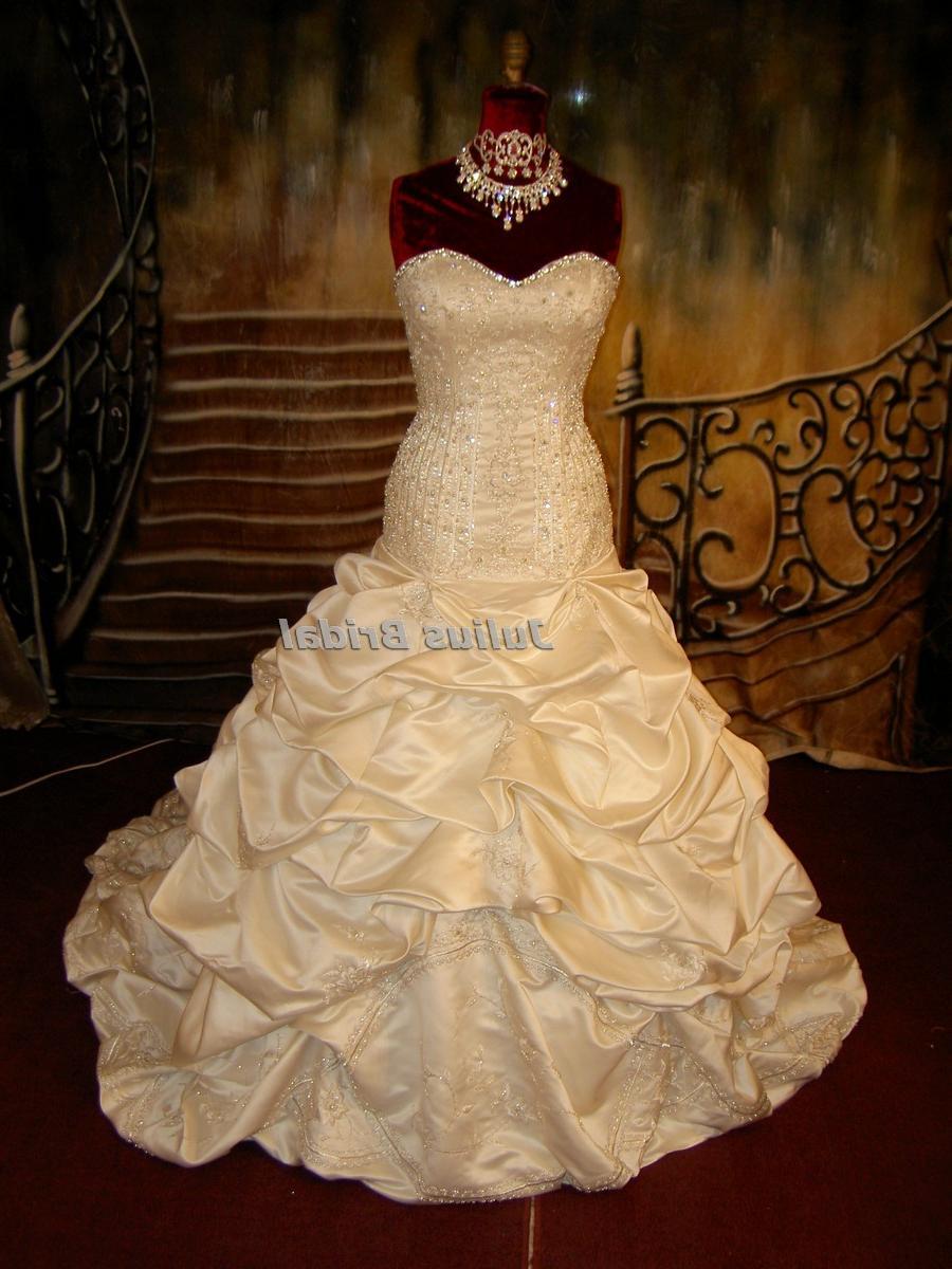 Amalia Carrara Wedding Dress
