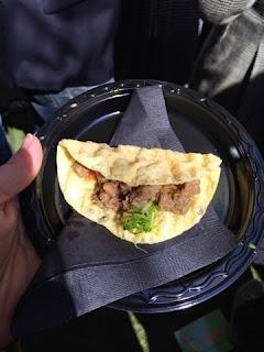 Beef Bulgogi Taco from Mira Sushi & Izakaya