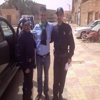 Rachid Nekkaz poursuivi pour espionnage