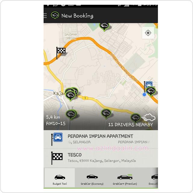 My Teksi Driver Swap #TakYahMafan Penghargaan Pemandu Myteksi