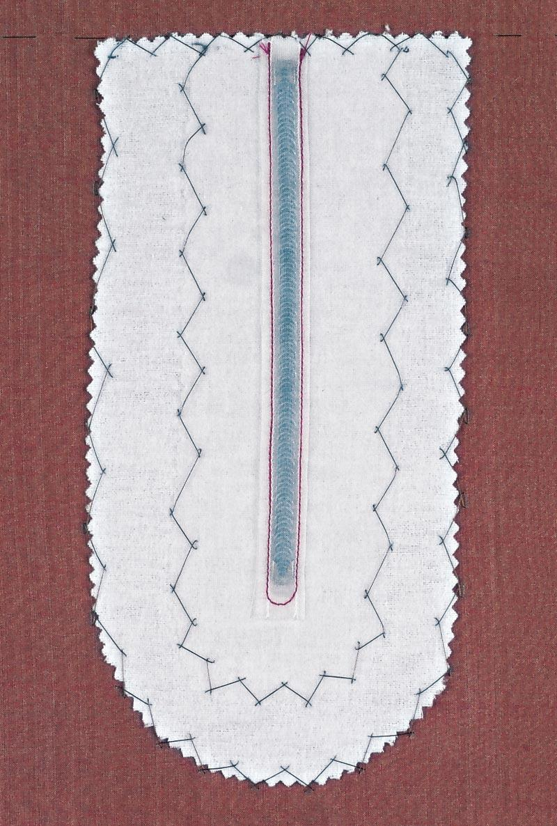 as shown in this sample.