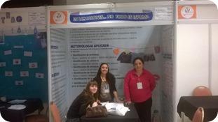 Las jóvenes costeras Sol Vásquez  y Luz Vidal representan a la provincia en la instancia nacional de la Feria