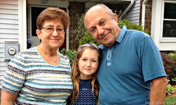 Grandparens-New Jersey