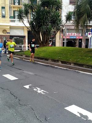 San Sebastián, Donostia, Correr, Carreras, 42k