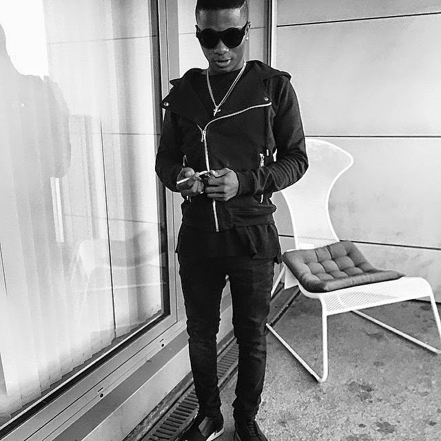 Wizkid Share TimeFace With Chris Brown