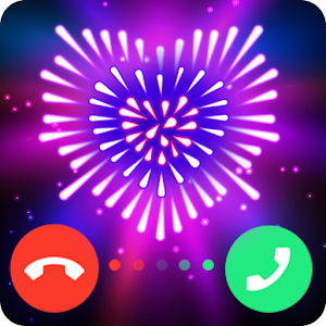 Color Phone Flash - Call Screen Theme, LED For PC (Windows & MAC)