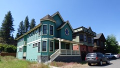 Truckee old home