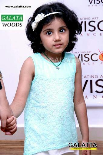 Meena Daughter Nainika Images Stills Pics During 'Vijay 59' Movie